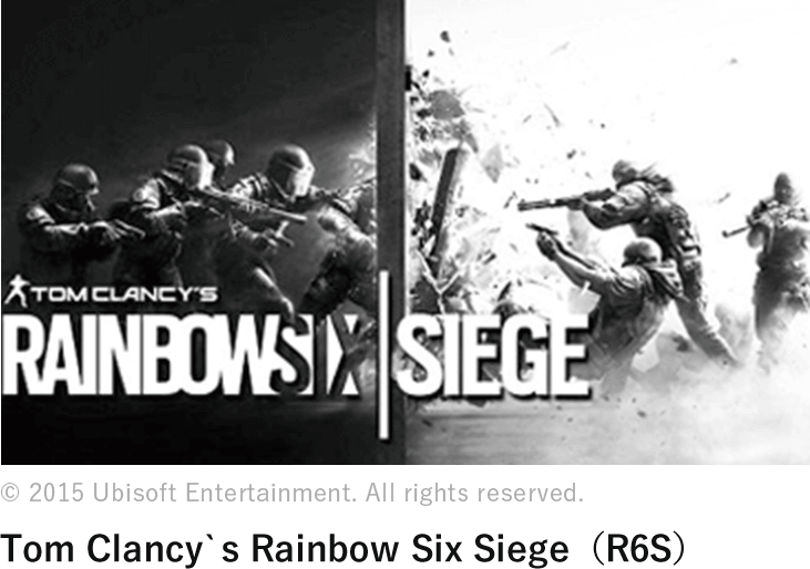 Tom Clancy`s Rainbow Six Siege(R6S)