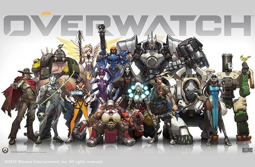 e-sports「Overwatch」(イベント画像)